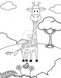 Giraffe Cartoon Stock Photos Images, Royalty Free Giraffe Cartoon Images And Pictures Giraffe Colors, S Pic, Cartoon Images, Baby Quilts, Diy Fashion, Royalty Free Images, Coloring Pages, Sewing Projects, Doodles