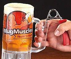 Forearm Workout Mug