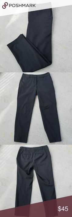 Ann Taylor Curvy Straight fit dress pants size 8 These are great fitting straight leg curvy fit pants from Ann Taylor factory.  Only wore about 5 times.   Great condition!  63% Polyester  33% Rayon  4% Spandex Ann Taylor Pants Straight Leg