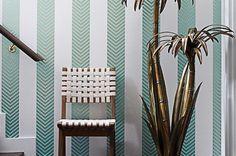 Bird of paradise azul papel - Matthew williamson - Papel Pintado - Tienda Online de Papel Pintado - Papel Pintado Thibaut, Designer Guild y Villa Nova