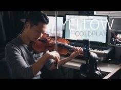Yellow - Coldplay on the violin and piano recorded live __ iTunes: https://itunes.apple.com/us/album/yellow-single/id1079960822 Loudr: https://loudr.fm/relea...
