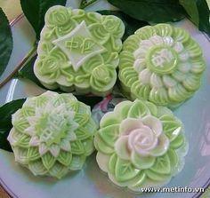 Vietnamese Jello Cake(rau cau) - CurlTalk