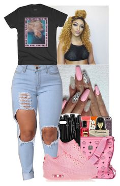 """Beyoncé~7/11"" by jasmine1164 ❤ liked on Polyvore featuring NIKE"