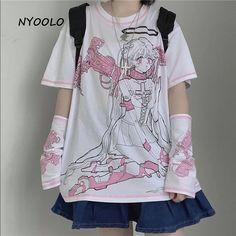 Harajuku Mode, Estilo Harajuku, Harajuku Fashion, Fashion Outfits, Estilo Goth Pastel, Pastel Goth Fashion, Kawaii Fashion, Pastel Goth Clothes, Anime Inspired Outfits
