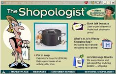 AOL Shopologist Screenshot