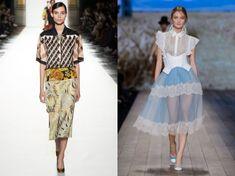 Cute lace blouses 2020 Blouse Patterns, Clothing Patterns, Blouse Designs, Emilio Pucci, Phillip Lim, Kenzo, Evening Blouses, Unique Outfits, Blouse Styles
