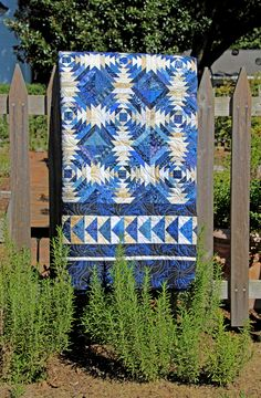 Raffle quilt, 2016, Fearrington Cares