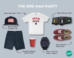 THE ONE MAN PARTY