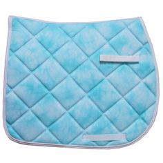 blue english saddle pads - Google Search
