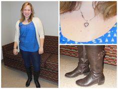 Fashionista Alert: Sophomore and Animal Science Major, Brooke Alncwick.