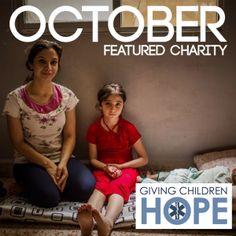 Giving Children Hope, October 2014