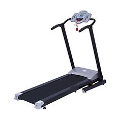 Soozier 1100W Portable Motorized Folding Treadmill Fitness Running Machine with LCD Display * Find out more about the great product at the image link.