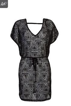 Ladies Crochet Tunic | Fashion Tops