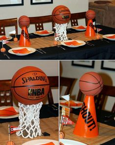 T he March Madness basketball tournament was our theme for the March monthly dinner.  I've been so busy, I wasn't able to post about it!  Be...