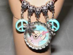Grateful Dead Bracelet Jerry Garcia Deadhead by MelancholyMind