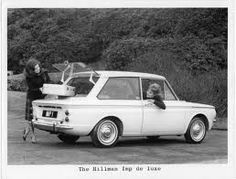Hillman Imp white - Google Search