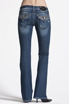 Rivertrail Mercantile - Miss Me Rock n' Roll Ribbons Boot Cut Jeans, $79.20 (http://www.rivertrailmercantile.com/miss-me-rock-n-roll-ribbons-boot-cut-jeans/)
