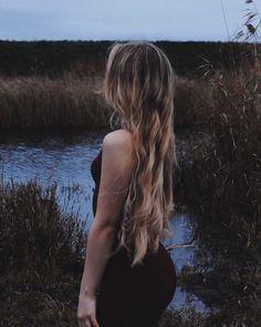 Backless, Long Hair Styles, My Style, Water, Photography, Beauty, Fashion, Photos Tumblr, Fotografia