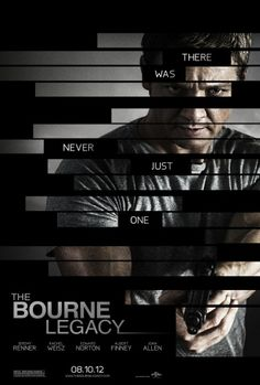 """""""Jason Bourne was just the tip of the iceberg."""""""
