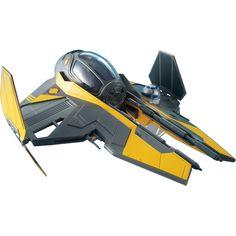 Star Wars - Anakin's Jedi Starfighter Model Kit