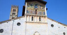 Chiesa San Francesco em Lucca #viajar #viagem #itália #italy
