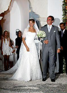 25. August 2010: Prinz Nikolaos von Griechenland und Tatiana Blatnik