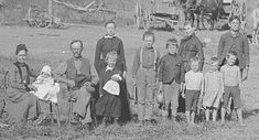 Footnotes: Novel Inspirations from History: A Dozen Kids? Are you CRAZY? We Are Family, Old West, Old Photos, Old Things, Novels, History, Kids, Children, Inspiration