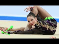 Milena Milac, In Rhythm Gymnastics, Flexibility Form, Grand Prize, 2013 Rhythmic Gymnastics Rhythmic Gymnastics Music, Gymnastics Flexibility, Gymnastics Photography, Gymnastics Pictures, Artistic Gymnastics, Gymnastics Leotards, Dance Poses, Contortion, Girls World