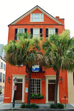 Broad Street    Charleston, South Carolina, USA