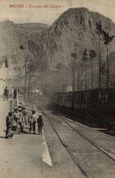 Ferrocarriles Suburbanos de Málaga, estación del Chorro