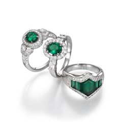 Shop our selection of Emerald Jewelry!