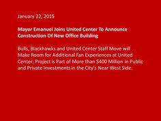 Development United Center, Investing, Chicago, Public, Real Estate, How To Make, Real Estates