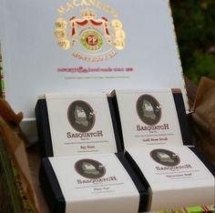 Soap Gift Box by Sasquatch - $30