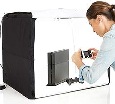 The best DIY photography lighting box comes with amazing features and benefits. This lighting box is created to offer a clean background. In fact, it will help to provide perfect illumination to the user without any shadows. Joann Fabrics, Studio Photo Portable, Light Photography, Amazing Photography, Product Photography, Photography Ideas, Prince Photography, Photography Studios, Photography Accessories