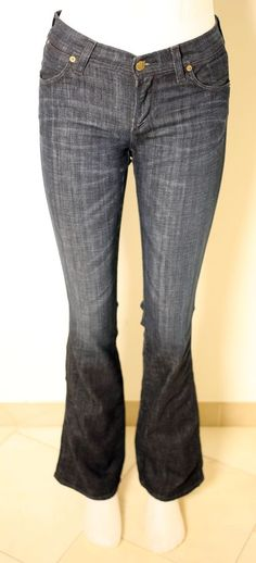 """CITIZENS OF HUMANITY-COH 'AMBER' LADIES JEANS-WAIST 25""""-USED-EXCELLENT-VERY CHIC #COHCitizensofHumanity #Bootcut"""