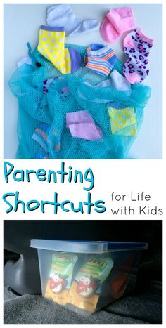 Looking for some new ideas for making life with kids a little easier? I'm sharing my favorite laundry tip and snack tip, plus more parenting hacks and tips from my readers! StuffedSuitcase.com