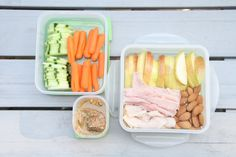 Quick & Easy Paleo Lunch On-The-Go...perfect for Brent to take to work, or to just make ahead for us both!