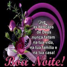 Boa Noite! Não desanime na hora certa a luz vai brilhar uma linda noite pra você ♥#Deus Sempre presente ♥ #luz