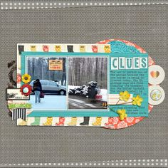 Debbie Hodge | Clues - Calvinball - Gallery - Get It Scrapped