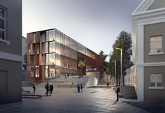 Remodelling of Moscow's Pushkin museum of fine arts : Sergey Skuratov Architects