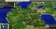 Freeciv WebGL 3D version Beta 2 available