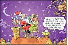 Todo lo mejor de Gaturro: Chistes . . . de Navidad