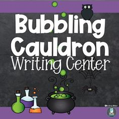 Hocus Pocus! ZAP- BOOM! The Bubbling Cauldron Writing Center is a perfect companion to The Bubbling Cauldron dramatic play center or as an addition to your Halloween theme. Preschool and kindergarten children can let their imaginations sore as they create some magical recipes in this holiday inspired writing center. With a few writing materials, props, and these adorable printables your preschoolers and kindergartens will have hours of creative play and learning! Halloween Theme Preschool, Halloween Themes, Halloween Season, Writing Lines, Pre Writing, Writing Center Preschool, Dramatic Play Centers, Inspired Learning, Vocabulary Cards