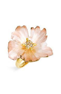 alexis bittar 'flora' primrose ring with crystals