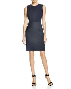 BOSS Darlane Sheath Dress