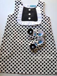 childrens polka dot dresses - Google Search