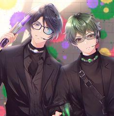 Anime Friendship, Mystic Messenger, Bad Boys, My Hero, Handsome, Cosplay, Fan Art, Manga, Anime Boys