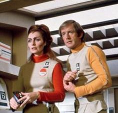 Maya and Alan Carter.