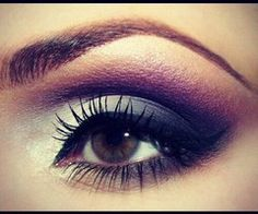 This is absolutely gorgeous, don't get me wrong; it IS a lot of make up though...