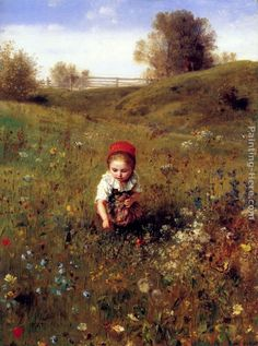 auguste+toulmouche+paintings | Ludwig Knaus Spring Time Canvas anysize 50% off
